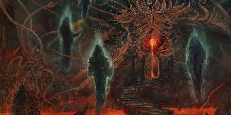 """OUT TODAY! APOSENTO - """"Conjuring the New Apocalypse"""""""