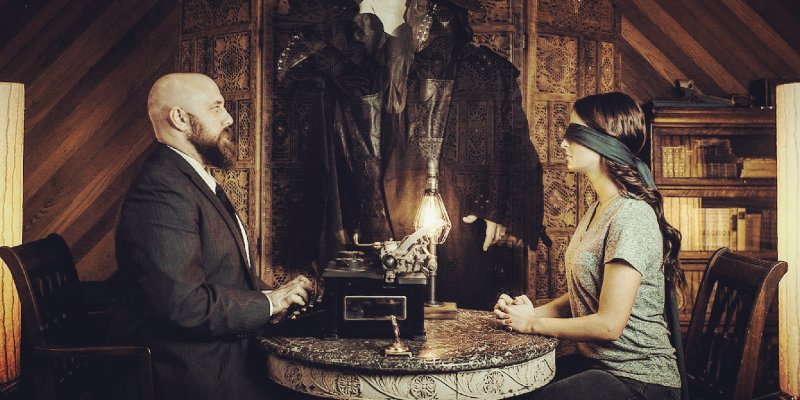 Ligature Marks Debuts 'Fell For Fiction' Music Video