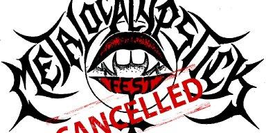 METALOCALYPSTICK 2020 Cancelled, Canada's Premiere Women Centric Festival