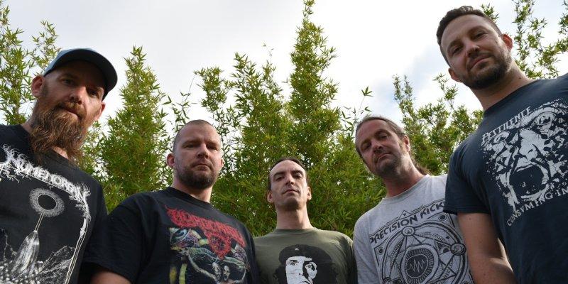NEMESIUM: Aussie blackened death ensemble debuts new track via Metal Injection; album 'Continua' comes this June on Black Lion Records