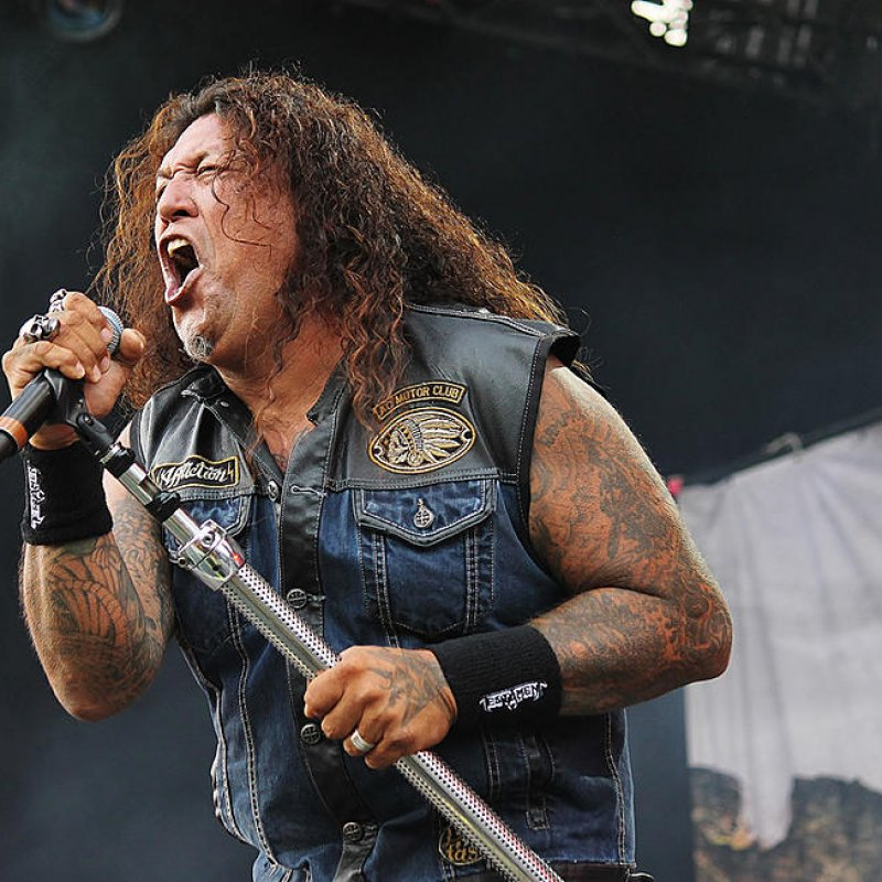 Testament- Chuck Billy - Featured Interview & The Zach Moonshine Show