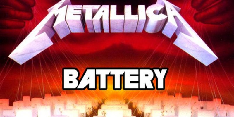 METALLICA: Pro-Shot Footage Of 'Battery' in Chicago