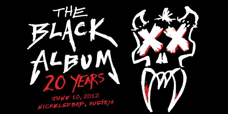 STREAM #METALLICA: LIVE IN AUSTRIA 2012 FOR FREE TONIGHT AT 5 PM PDT / 8 PM EDT