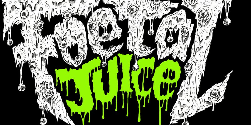 Foetal Juice premiere their new lyric video for 'Metamorphosis' with Decibel Magazine! New album Gluttony out June 12th!