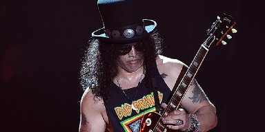 YOU CAN BUY SLASH'S HAIR