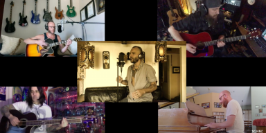"""Killswitch Engage release live performance video of acoustic version of """"We Carry On"""" recorded in quarantine - watch + listen"""
