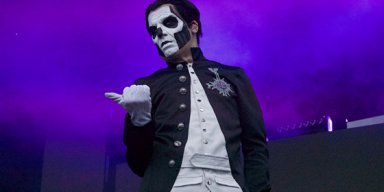 TOBIAS FORGE Is Already Thinking About GHOST's Next Album!