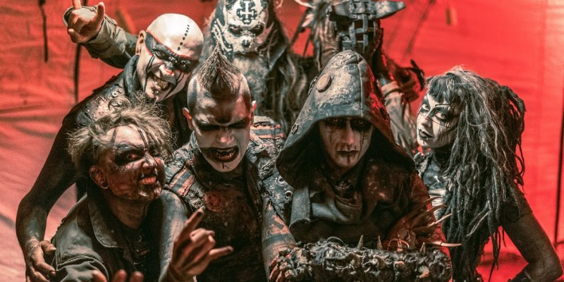 """Industrial Metal Band DEAD ANIMAL ASSEMBLY PLANT Premieres Official Music Video For Single """"A Violent Breed"""" on Bravewords.com"""
