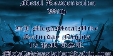 Metal Resurrection - Tribute to Ronnie James Dio on Metal Devastation Radio