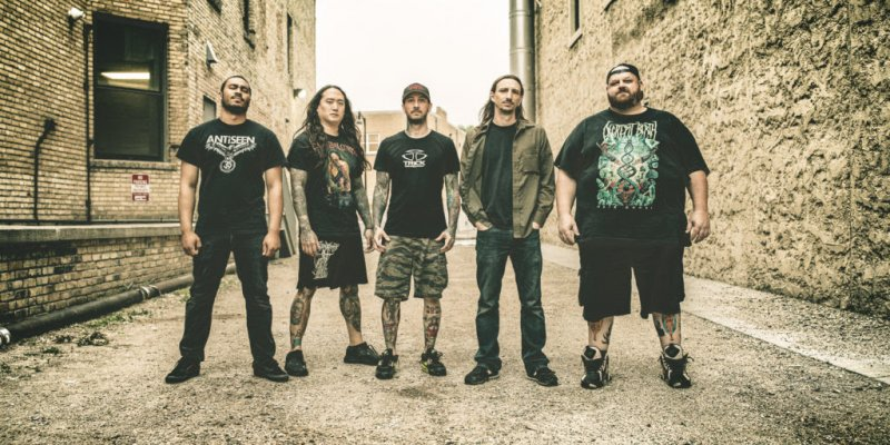 """GORGATRON: North Dakota Death Metal/Grind Unit To Unleash Pathogenic Automation Full-Length This August Via Blood Blast; """"Imposter Syndrome"""" Video Unveiled + Preorders Available"""
