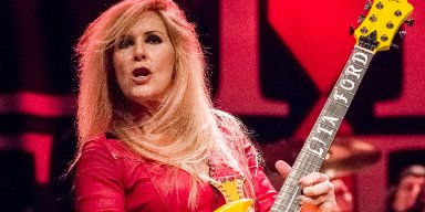 LITA FORD On COVID-19 'We're Really Lucky That It Didn't Get Worse Than It Did'