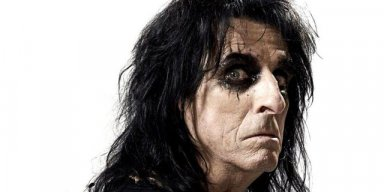 ALICE COOPER: 'DON'T GIVE UP' VIDEO
