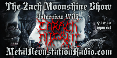 Carach Angren Interview On The Zach Moonshine Show This Friday Night!