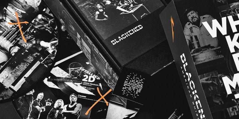 Metallica Blackened Batch 100 Is Here!