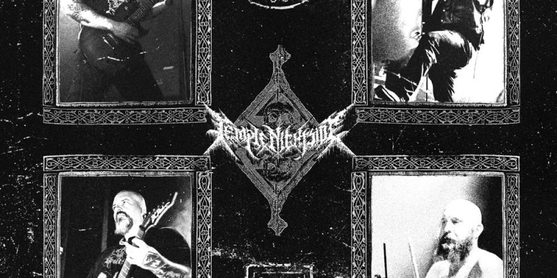 TEMPLE NIGHTSIDE set release date for new IRON BONEHEAD album, reveal first track