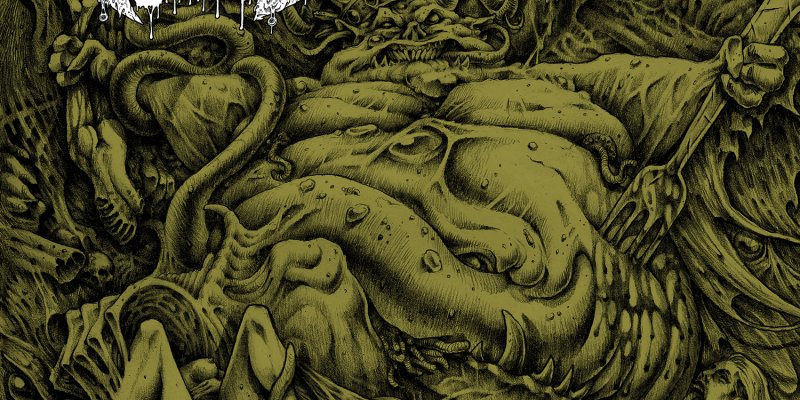 NEW PROMO: Foetal Juice - Gluttony [Rabid UK death metal on Gore House Productions]