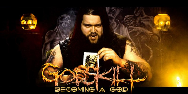 """GODSKILL publishes video for """"Becoming A God"""""""