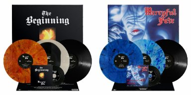 Mercyful Fate: 'The Beginning', 'Return of the Vampire' re-issues now available via Metal Blade Records