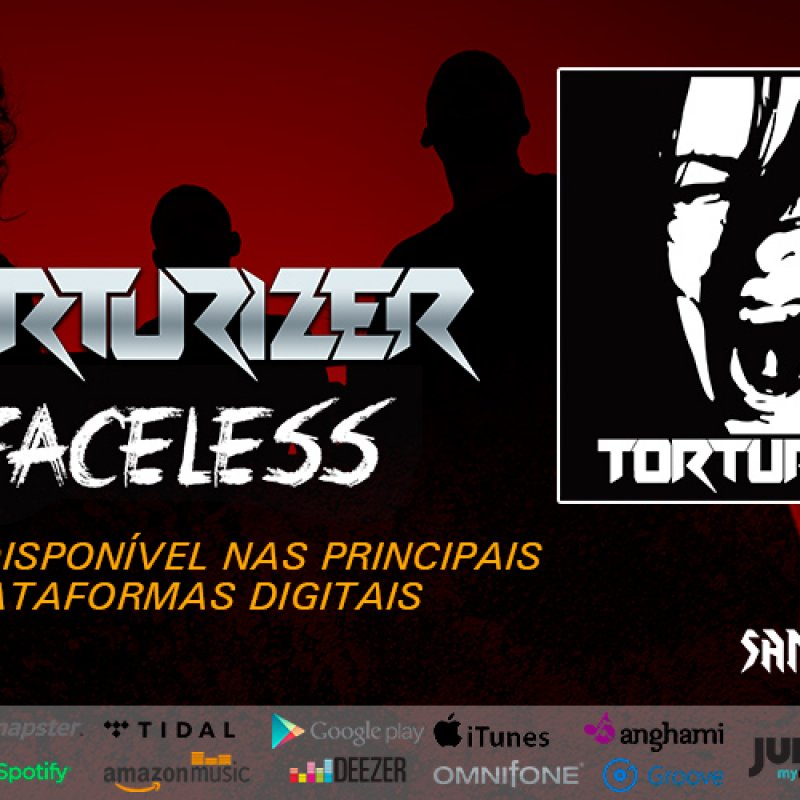 "TORTURIZER Releases ""Faceless"" Album on Streaming Platforms"