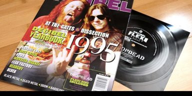 Decibel's Yearbook 1995 Issue Looks Back on Metal 25 Years Ago!