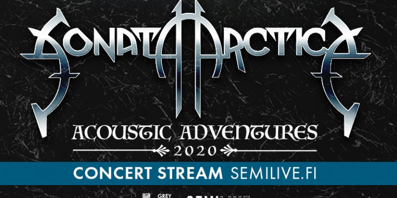 Sonata Arctica - Acoustic Adventures 2020 at semilive.fi