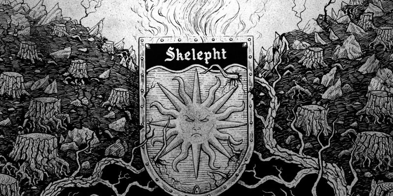 "Out now: DRÅPSNATT ""Skelepht"""