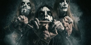 Carach Angren Featured Interview & The Zach Moonshine Show