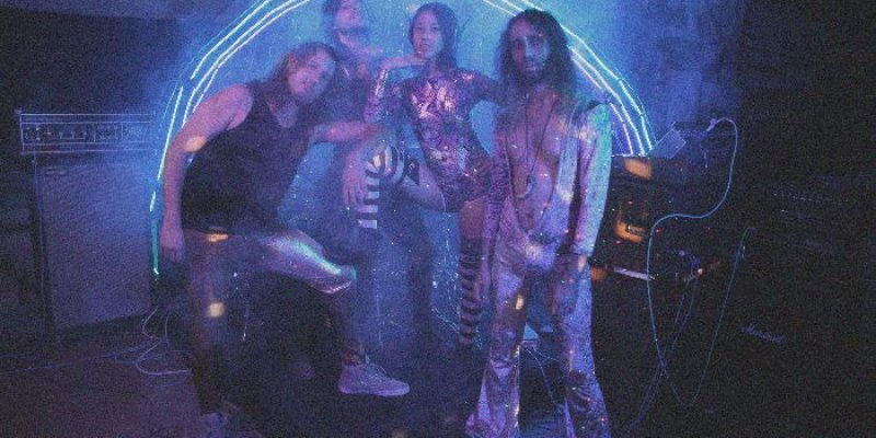 "King Gorm release new single ""Beyond Black Rainbow"""