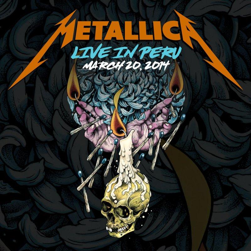 STREAM METALLICA: LIVE IN PERU FOR FREE TONIGHT AT 5 PM PDT / 8 PM EDT