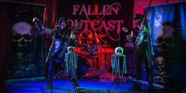 FALLEN OUTCAST -Shadows Ov The Past (OFFICIAL VIDEO)