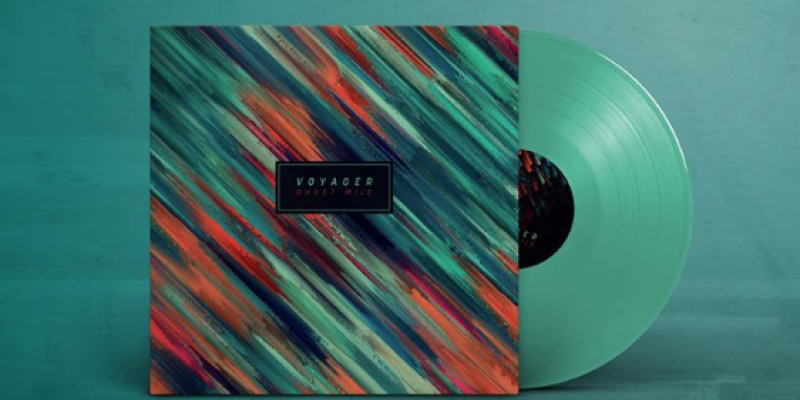 VOYAGER Re-issue 'Ghost Mile' on Vinyl for the First Time