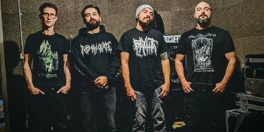 GUTVOID set release date for BLOOD HARVEST debut EP - streaming now