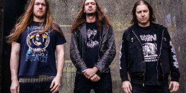 NECROT: Bay Area Death Metal Trio To Unleash Mortal Full-Length August 28th; New Track Streaming + Preorders Available
