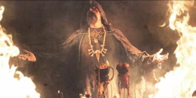 """BLACK ALTAR """"Deus Inversus"""" video"""