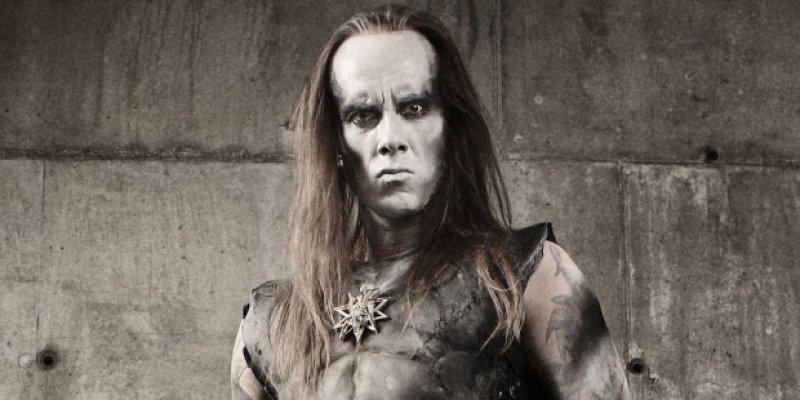 "Behemoth's Nergal Cover Venom's ""Satanachist"" With Mantas"