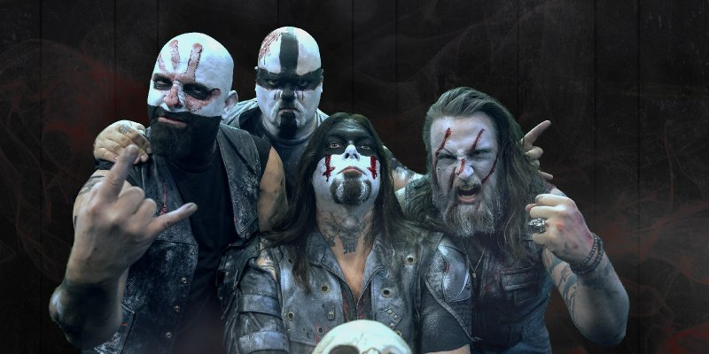Double Bassist SAINTS OF DEATH Premiere Music Video 'Repentance'; New Album Out July 10th