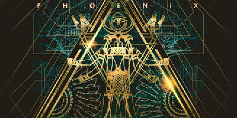 "KENZINER - ""Phoenix"" - limited Vinyl Edition - Cover, Tracklist, Release Date: 26th June 2020"