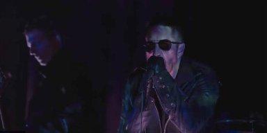 Watch: Nine Inch Nails Appear on Latest Twin Peaks Episode