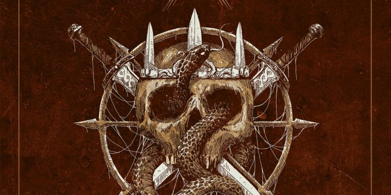 """L.A. Doom Crushers STYGIAN CROWN Streaming New Song: """"Two Coins for the Ferryman"""""""