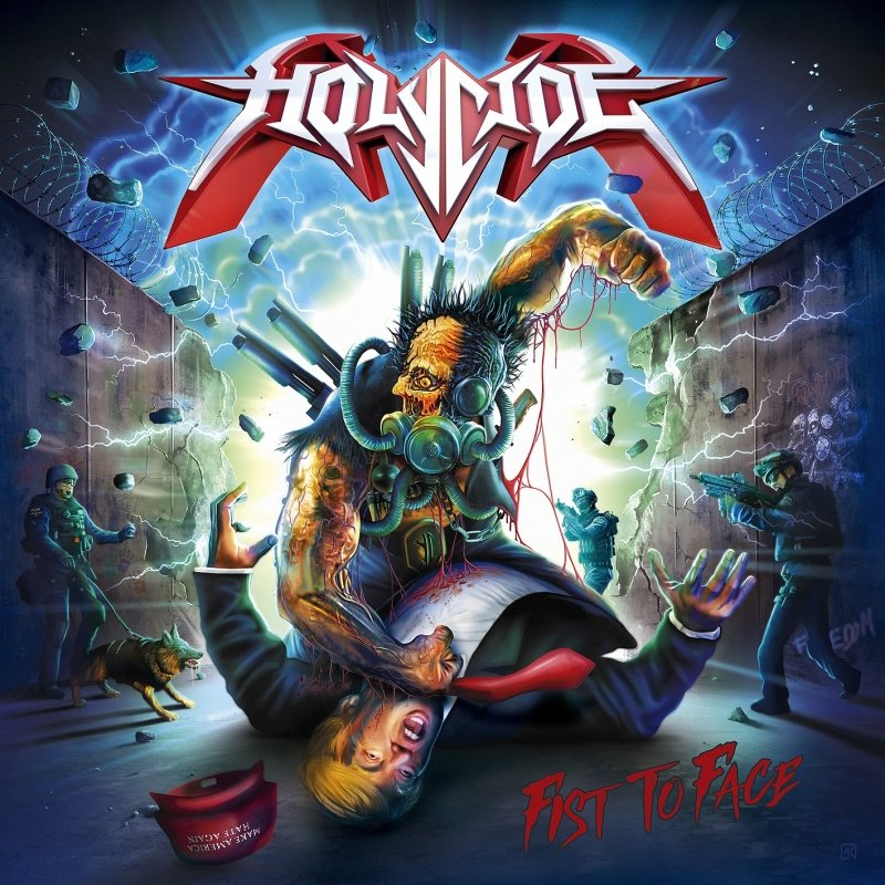 New HOLYCIDE #StayHome video-clip online