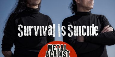 SURVIVAL IS SUICIDE Join 'Metal Against Coronavirus' Project!