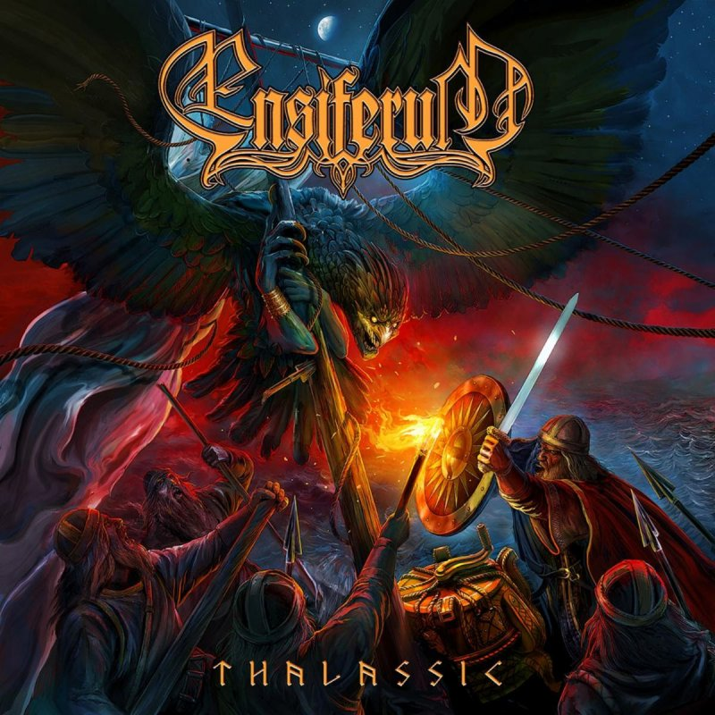 """Ensiferum launches video for """"Rum, Women, Victory"""" with fan-submitted content; announces 'Thalassic' record release show - """"Studio Live"""" - on July 10th"""