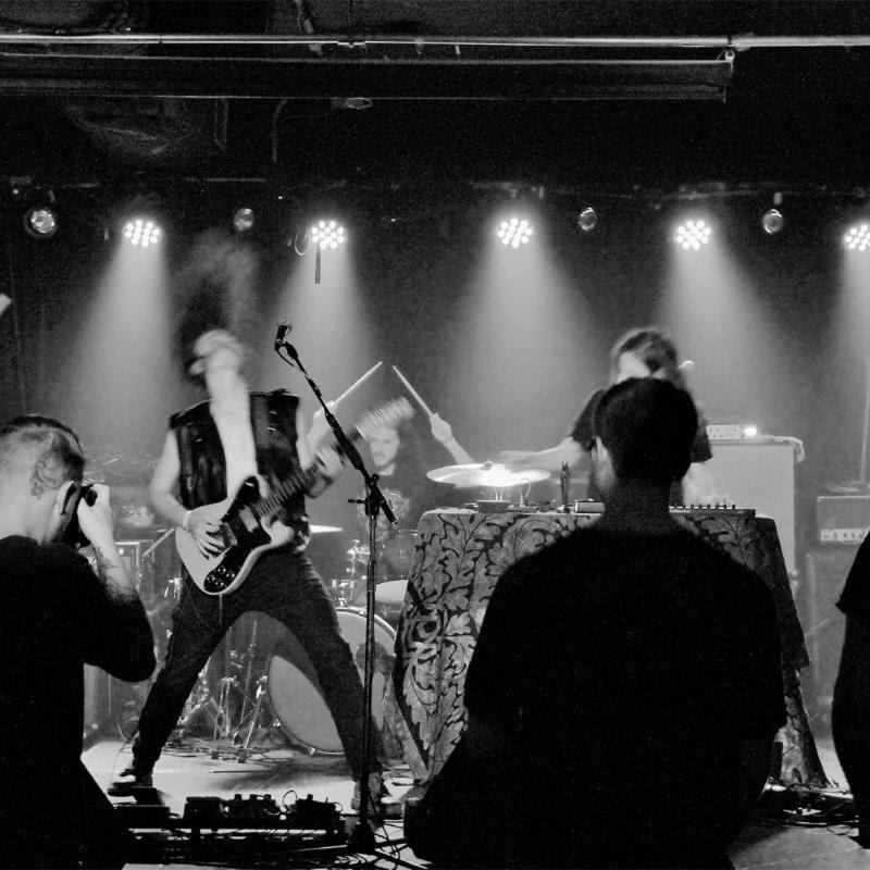 SORGE: The Obelisk Streams Debut From Washington, DC-Based Psychedelic Doom Quintet; Sorge EP Sees Release Friday