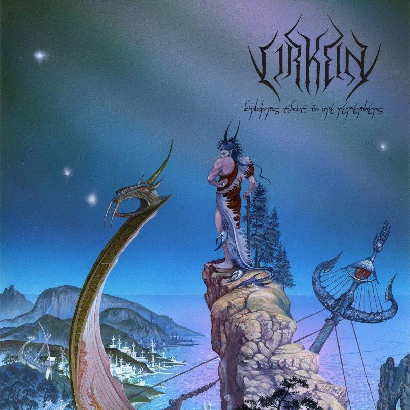 The second album of Cirkeln!