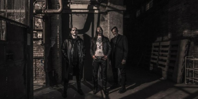 Blackened Sludge & Drone masters NIBIRU re-sign with Argonauta Records! Brand new album coming out this Fall!