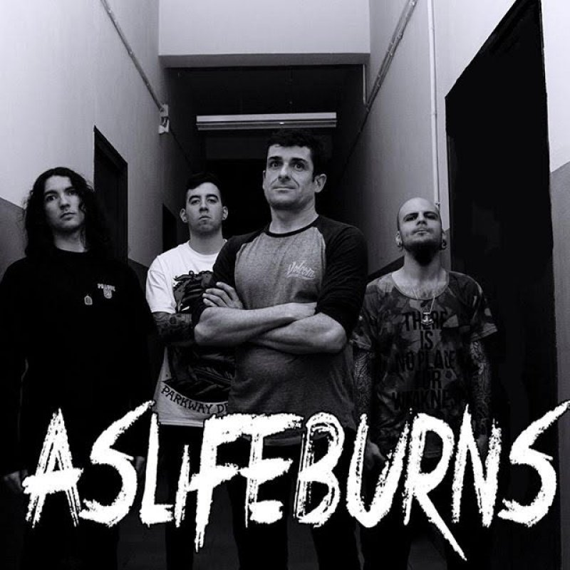 AS LIFE BURNS | RELEASE NEW LYRIC VIDEO FOR 'UNTIL THE CLEAR MIND BREAKS'