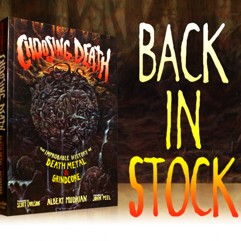Choosing Death Is BACK IN STOCK! Get Your Copy Today!