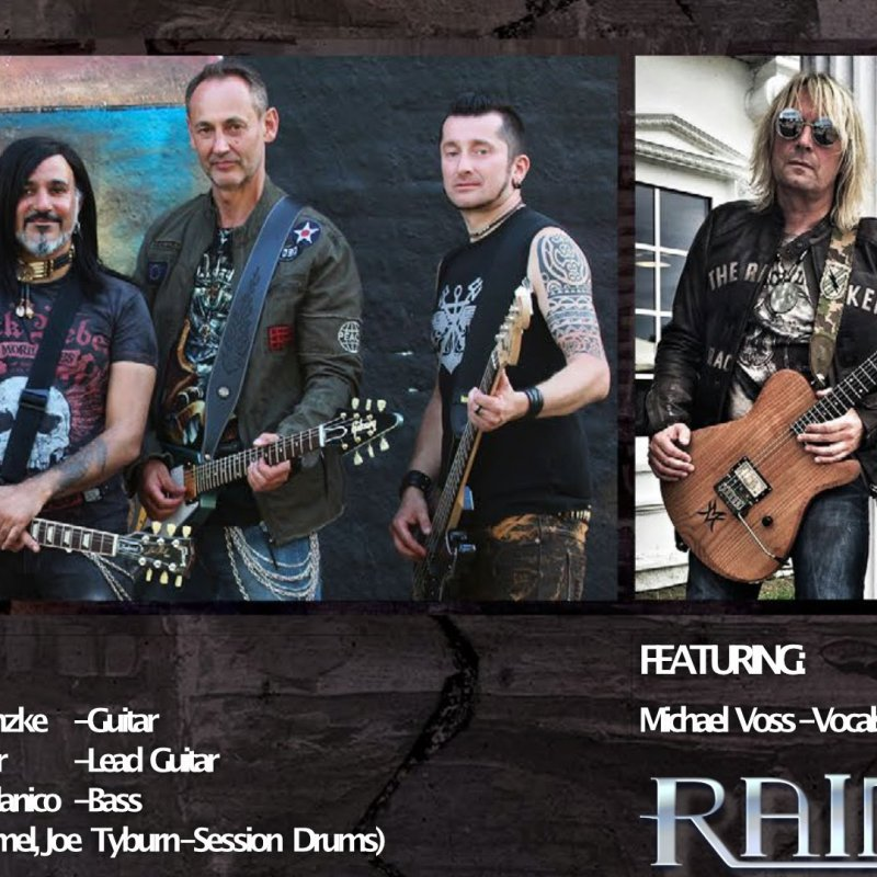 "European Super Group RAINIUM releases ""Gypsy"""