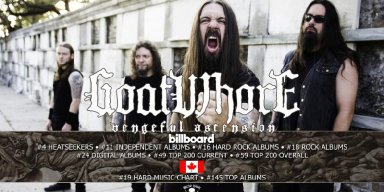 GOATWHORE Crushes Billboard Charts!