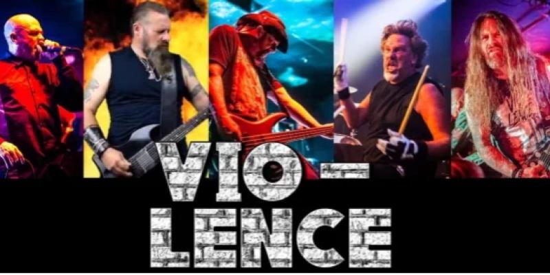 VIO-LENCE Working On 'Fast' And 'Heavy' New Music, Says SEAN KILLIAN